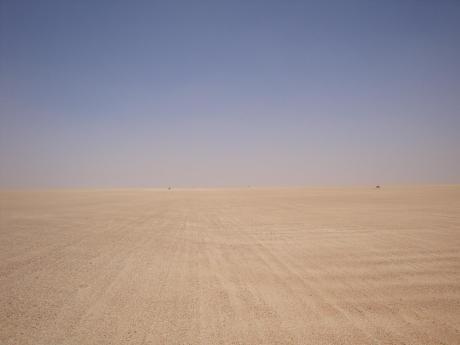 Desert Highway to Dakhla