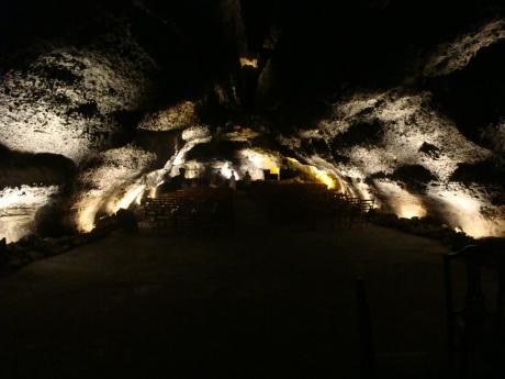 Α'ιθουσα συναυλιών @ Cueva de los Verdes
