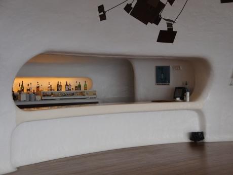 Το μπαρ στο Mirador del Rio