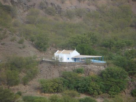 Δεν είναι στο Πήλιο, είναι στο Santiago του Cabo Verde...
